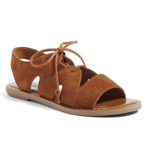 Toms Calipso Gladiator Suede Sandals